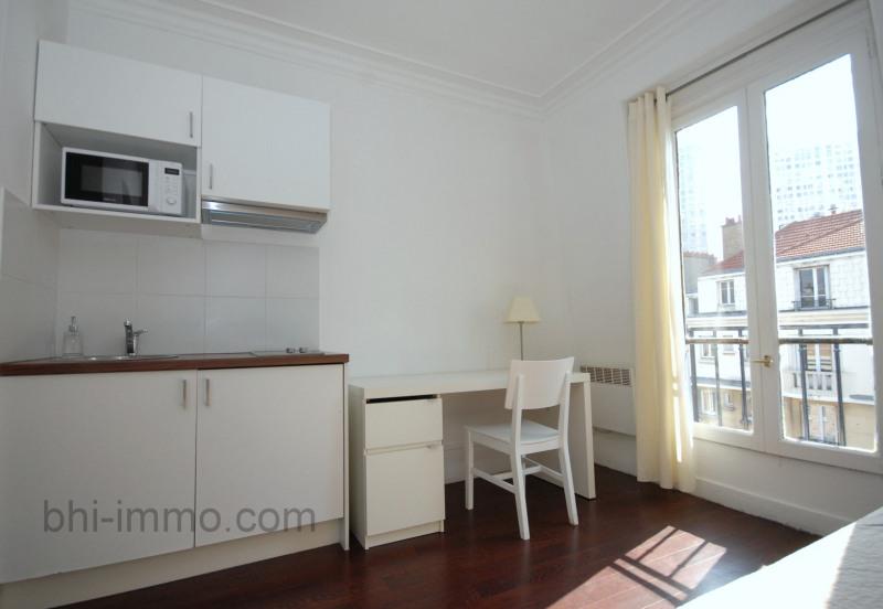 Verhuren  appartement Paris 13ème 608€ CC - Foto 3