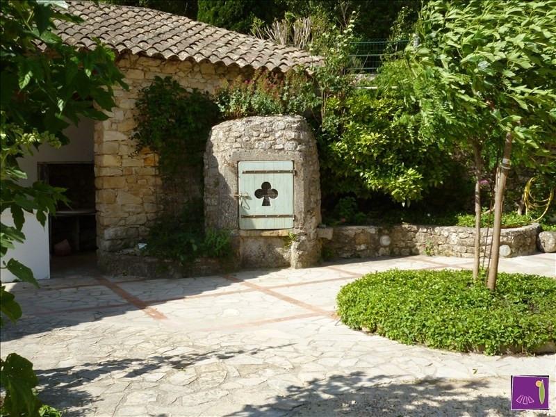 Venta de prestigio  casa Uzes 740000€ - Fotografía 15