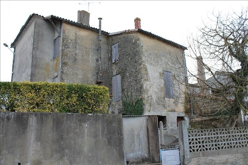 Vente maison / villa Langon 83000€ - Photo 2