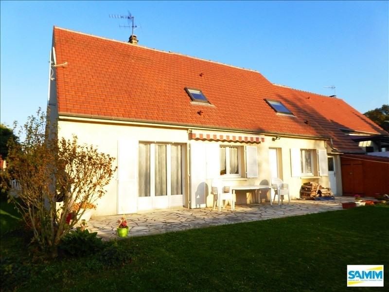 Sale house / villa Etiolles 394000€ - Picture 2