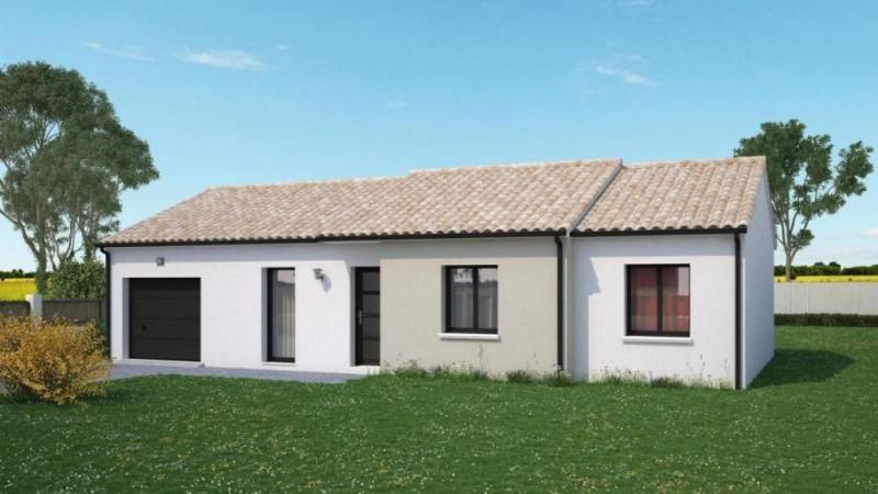 Maison  4 pièces + Terrain 1037 m² Ligré par MAISONS ERICLOR