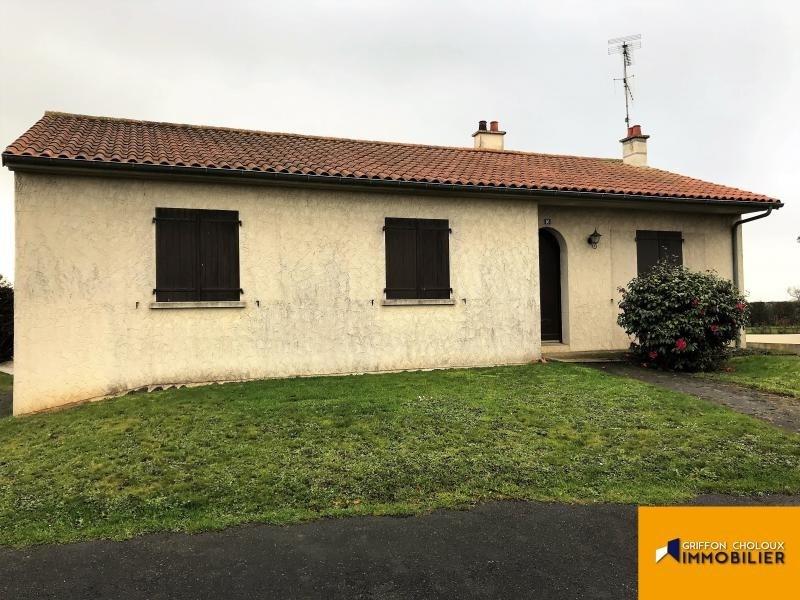Vente maison / villa Le pin en mauges 126900€ - Photo 1