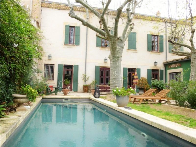 Vente de prestige maison / villa Nimes 1350000€ - Photo 3