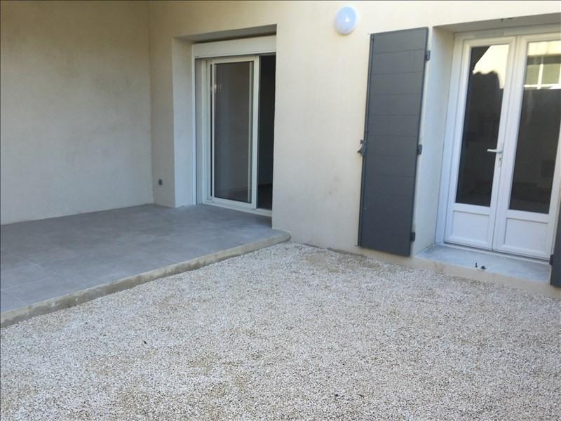 Rental apartment Rognes 863€ CC - Picture 1