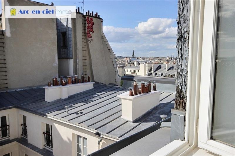 Sale apartment Paris 3ème 465000€ - Picture 3