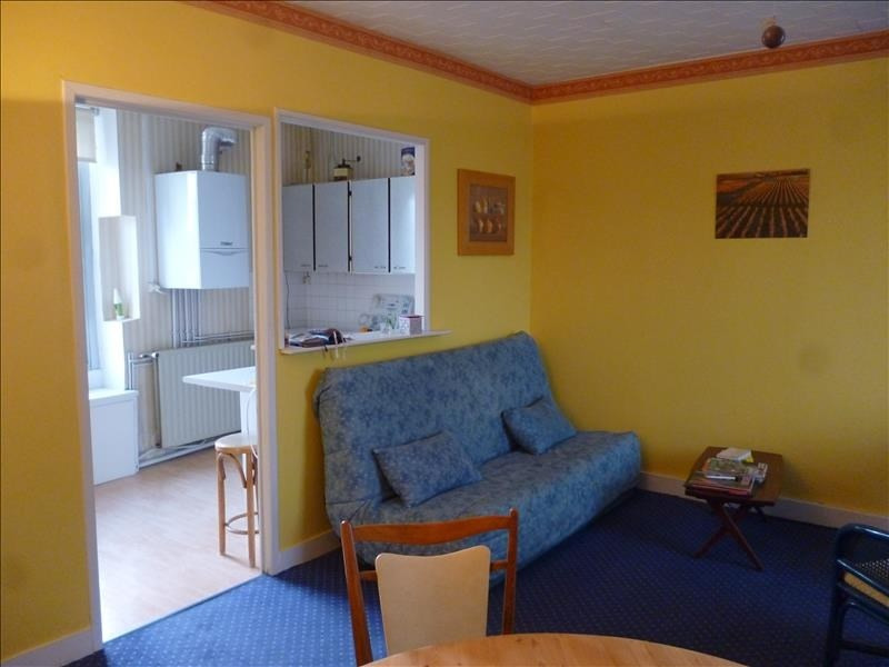 Vente appartement Nantes 131250€ - Photo 1