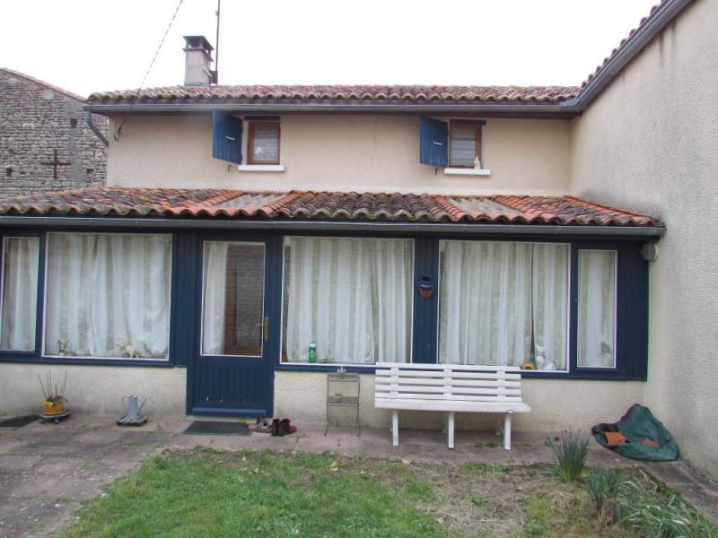 Vente maison / villa Aigre 77000€ - Photo 11