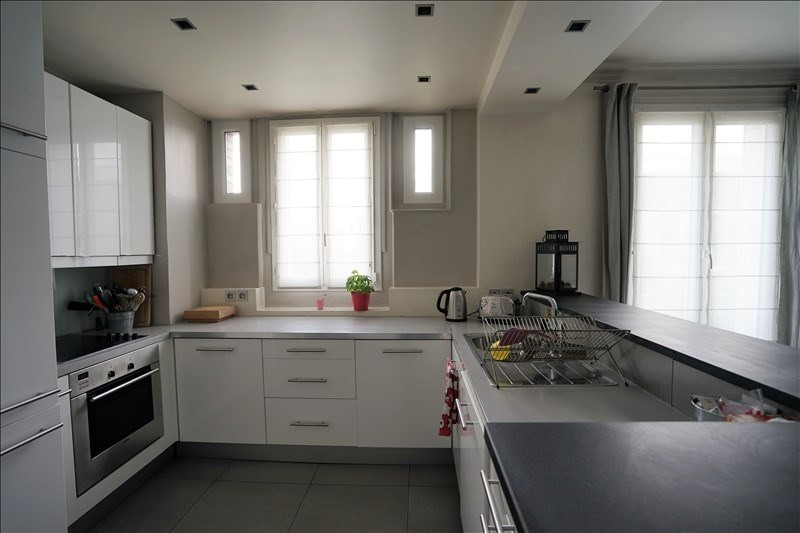 Sale apartment Asnieres sur seine 840 500€ - Picture 3
