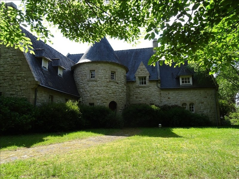 Deluxe sale house / villa Fouesnant 525 000€ - Picture 2