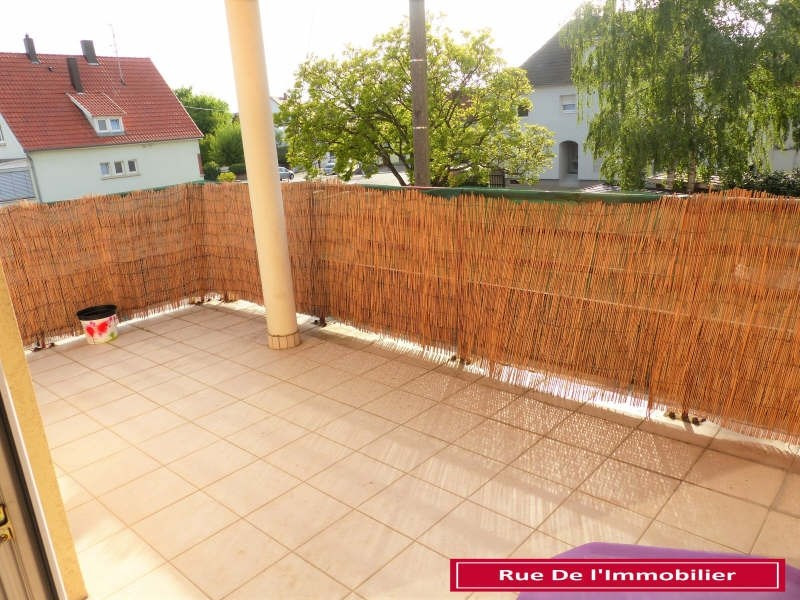 Sale apartment Mommenheim 202 350€ - Picture 2