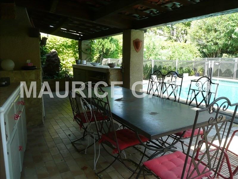 Vente maison / villa Carpentras 420000€ - Photo 7
