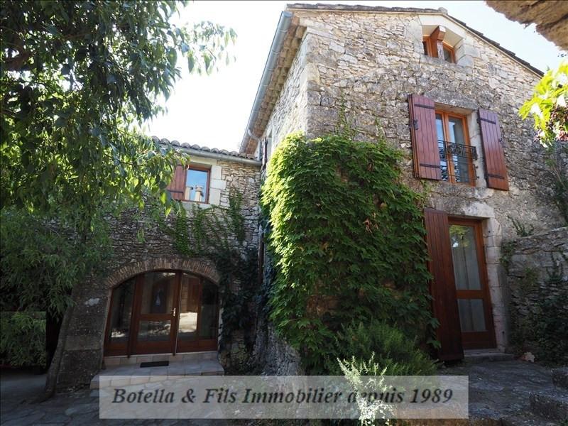 Vente maison / villa Goudargues 345000€ - Photo 1