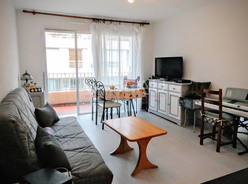 Vente de prestige appartement Juan-les-pins 122 900€ - Photo 1