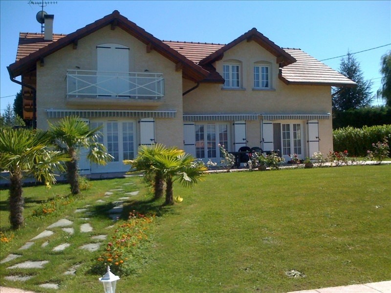 Deluxe sale house / villa Messery 1160000€ - Picture 1