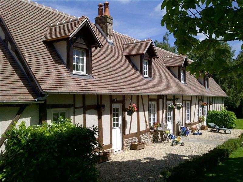 Vente de prestige maison / villa Conches en ouche 420000€ - Photo 1