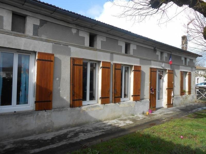Vente maison / villa Bussac foret 90000€ - Photo 1