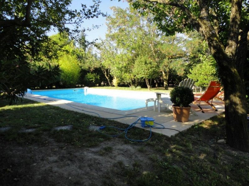 Vente maison / villa Entraigues sur la sorgue 380000€ - Photo 8