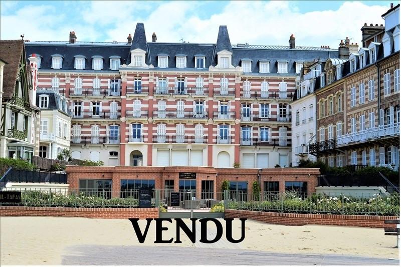 Sale apartment Trouville sur mer 140400€ - Picture 1