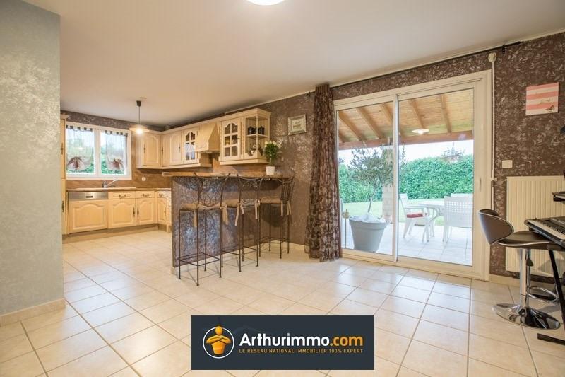 Vente maison / villa Bouvesse quirieu 239000€ - Photo 4