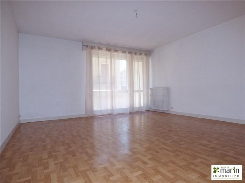 Venta  apartamento Aix les bains 173000€ - Fotografía 1