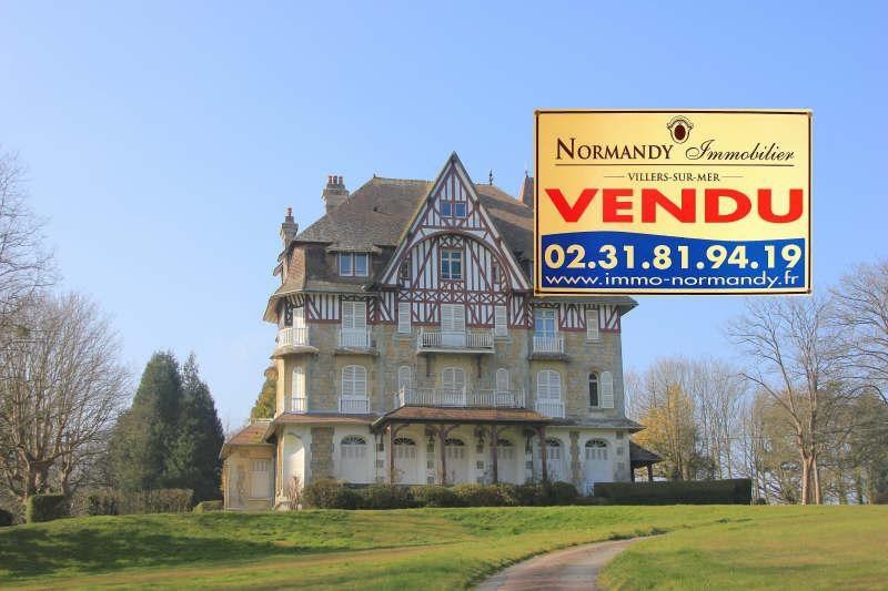 Sale apartment Villers sur mer 75900€ - Picture 1