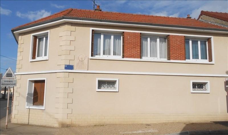 Vente maison / villa Moulins 168000€ - Photo 1