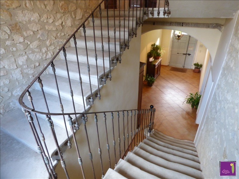 Venta de prestigio  casa Uzes 740000€ - Fotografía 7