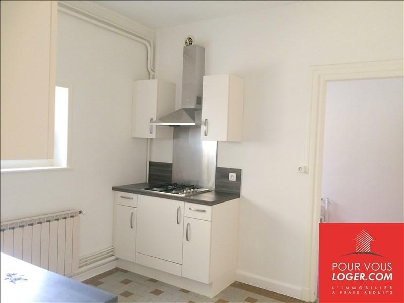 Rental apartment Boulogne sur mer 530€ CC - Picture 3