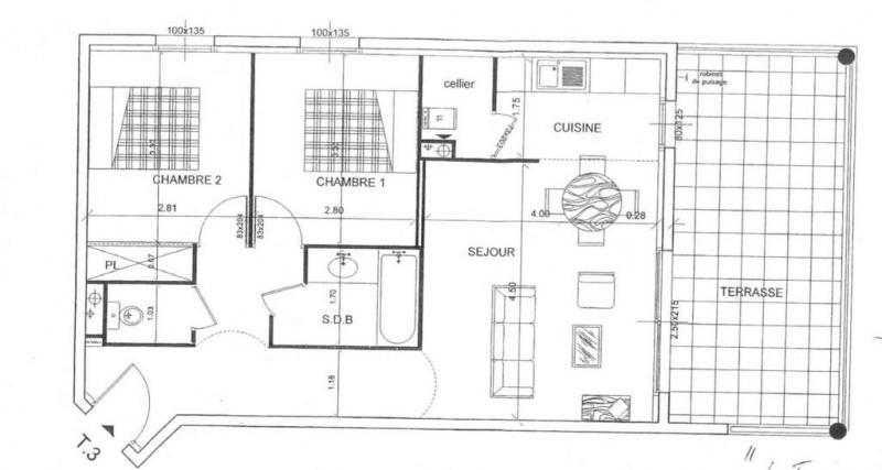 Sale apartment Avignon 145000€ - Picture 2