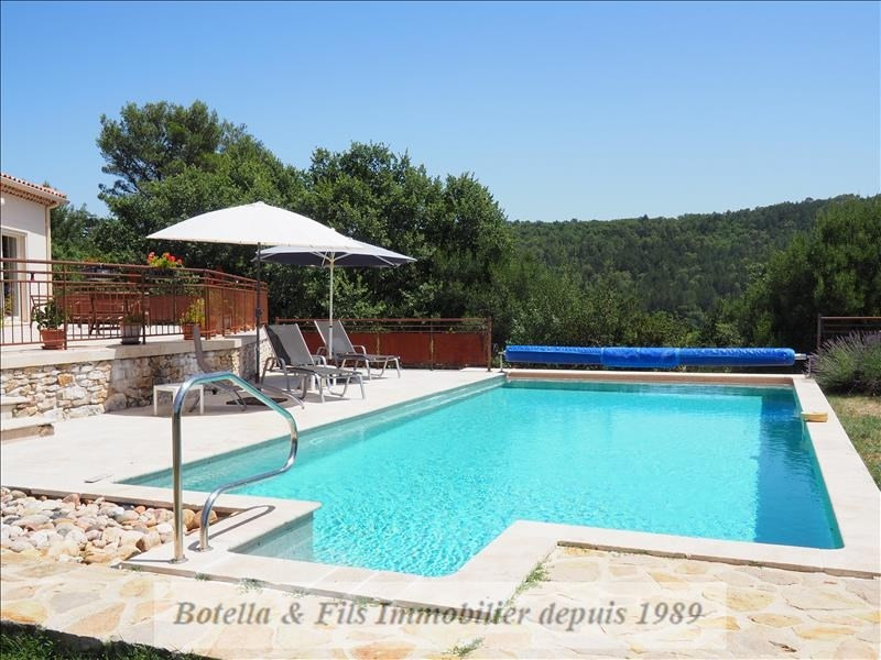 Deluxe sale house / villa Uzes 595 000€ - Picture 3