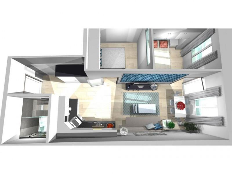 Vente appartement Nice 280000€ - Photo 4