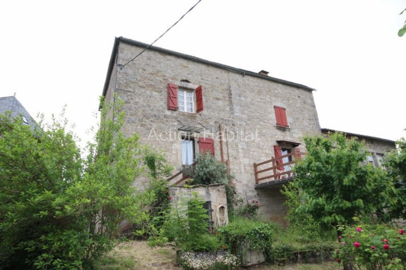 Sale house / villa Najac 90 100€ - Picture 10