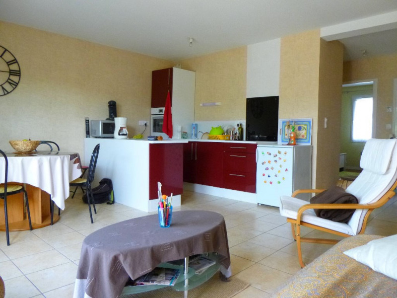 Revenda casa Saint philibert 162190€ - Fotografia 3