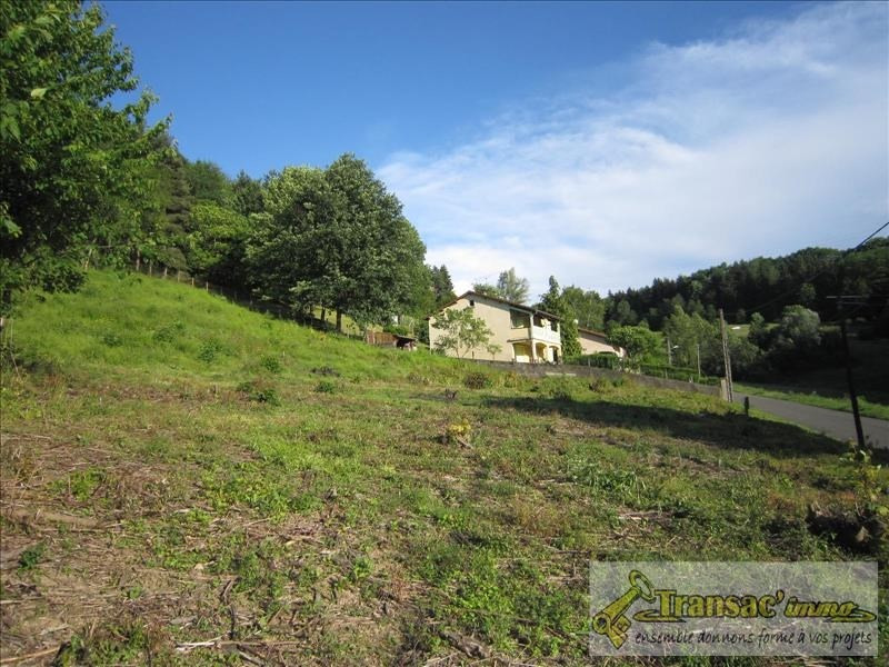 Sale site Thiers 29000€ - Picture 1