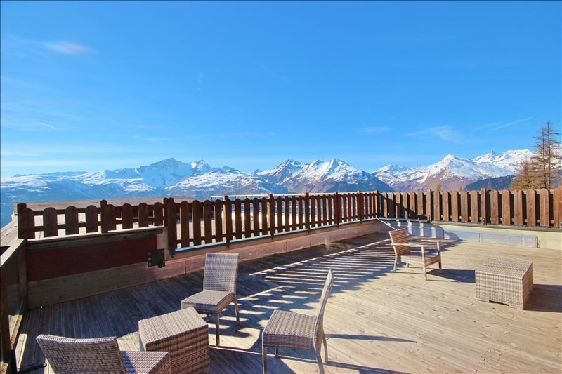 Vente de prestige appartement Les arcs 620 000€ - Photo 2