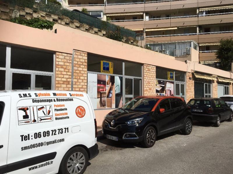 Location local commercial Roquebrune cap martin 1095€ CC - Photo 4