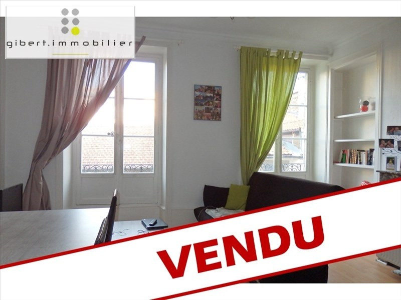 Vente appartement Le puy en velay 55 000€ - Photo 1