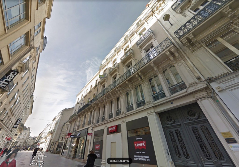 Vente appartement Angers 120 000€ - Photo 1