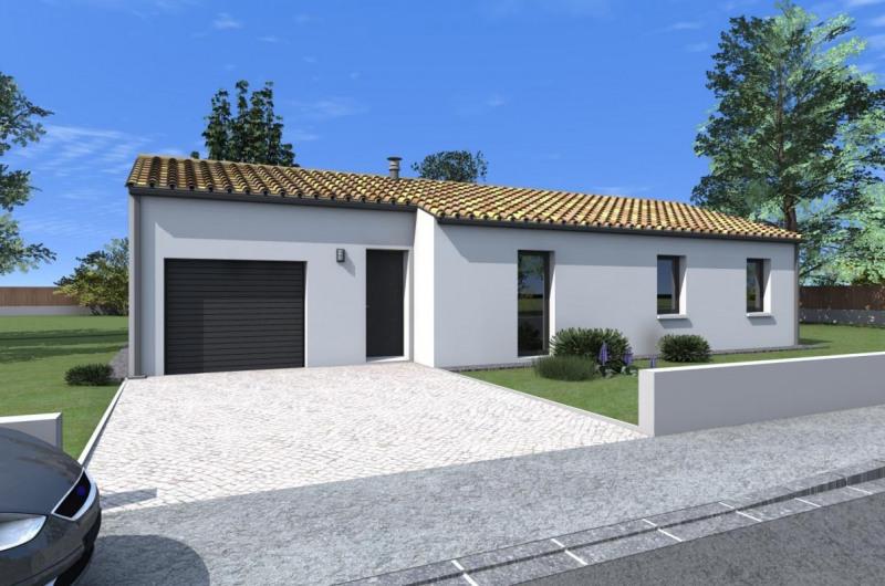 Maison  5 pièces + Terrain 630 m² Aizenay par ALLIANCE CONSTRUCTION CHALLANS