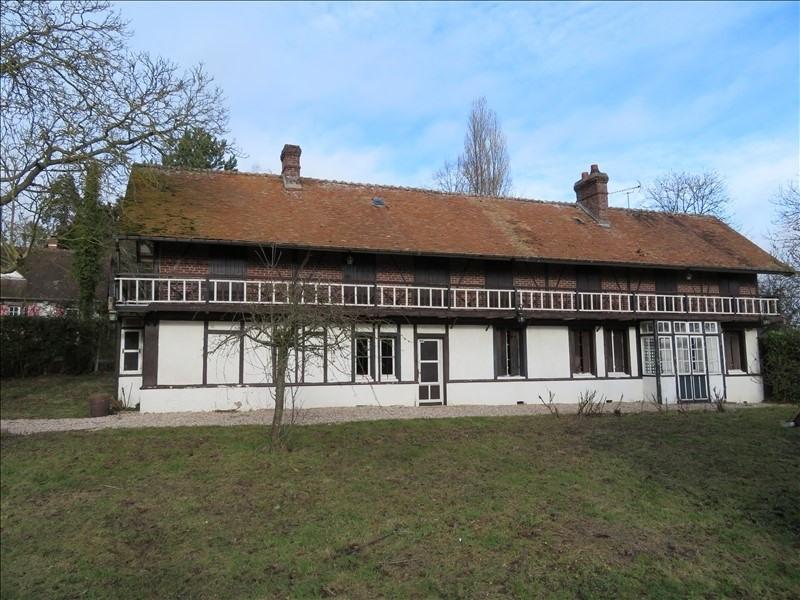 Vente maison / villa Montaure 160000€ - Photo 2