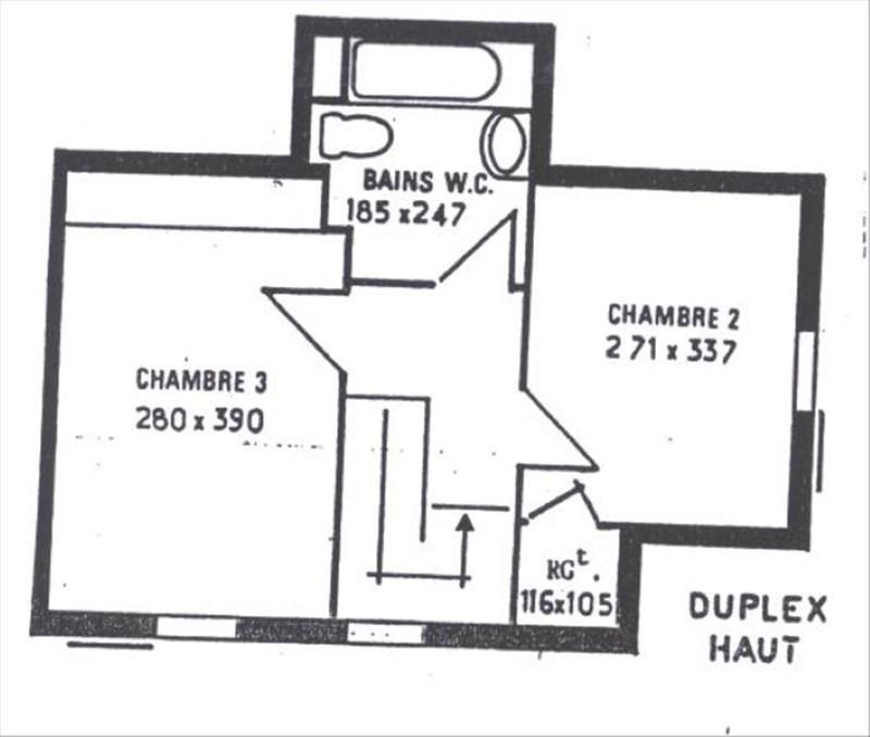 Location appartement Les ulis 1150€ CC - Photo 9