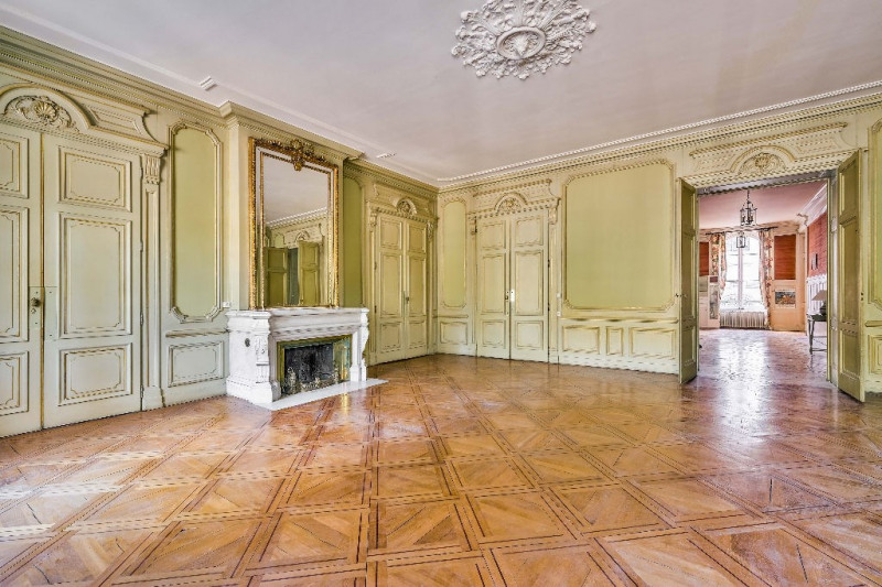 Vente de prestige appartement Lyon 6ème 990 000€ - Photo 2