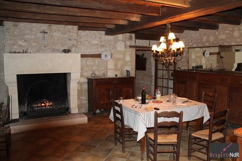 Vente de prestige maison / villa Cherval 248240€ - Photo 7