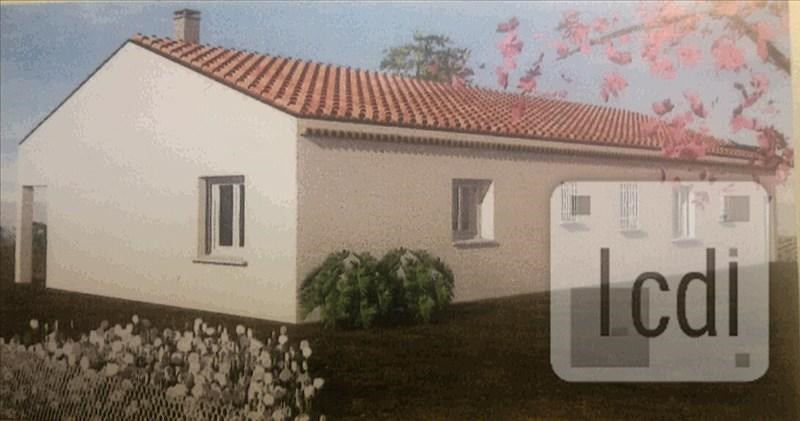 Vente terrain Chomérac 95 000€ - Photo 3