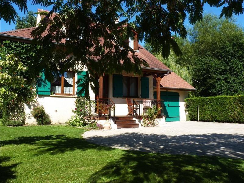 Vente maison / villa Janville sur juine 380000€ - Photo 1