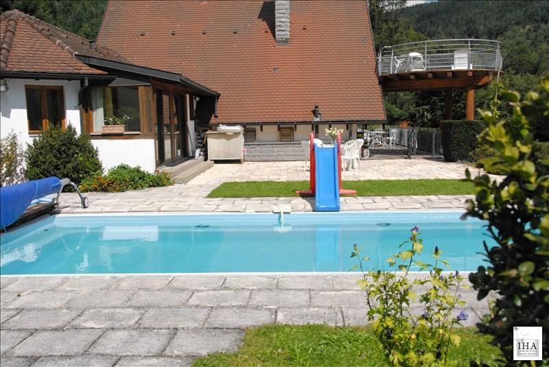 Verkauf von luxusobjekt haus Soultzeren 512000€ - Fotografie 1