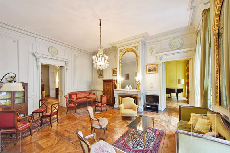 Vente de prestige appartement Lyon 2ème 1580000€ - Photo 2