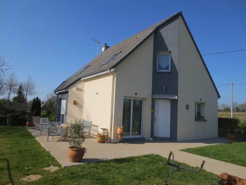 Vente maison / villa Coutances 203 350€ - Photo 1