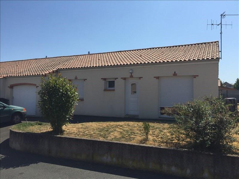 Location maison / villa La chapelle du genet 570€ CC - Photo 2