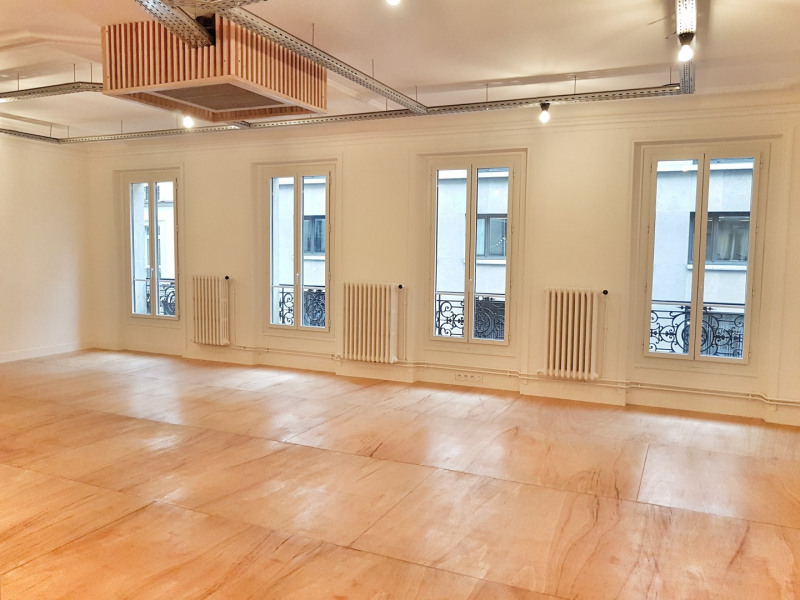 Location bureau Paris 9ème 4 250€ HT/HC - Photo 1
